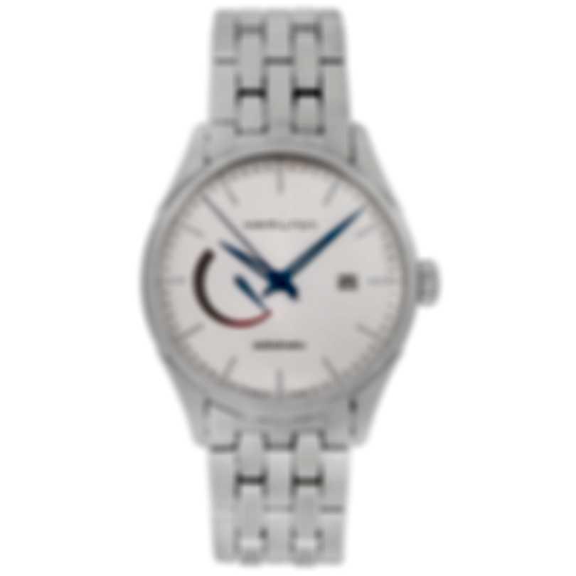 Hamilton Jazzmaster Power Reserve Date Automatic Men's Watch H32635181