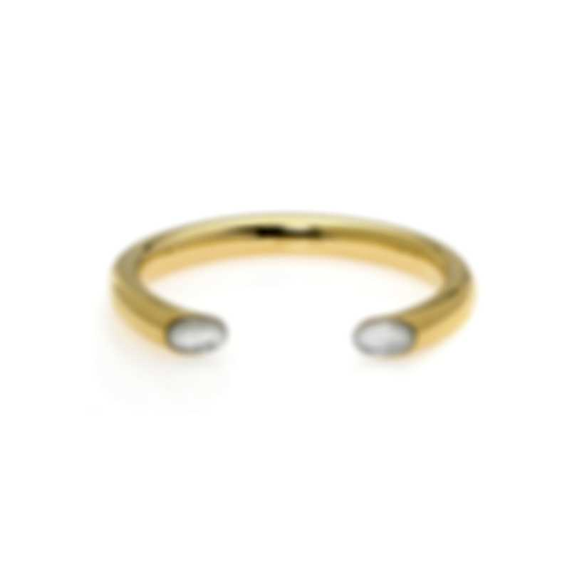 Ippolita 18k Yellow Gold And Mother Of Pearl Cabochon Rock Candy Bracelet GB1073MOPC