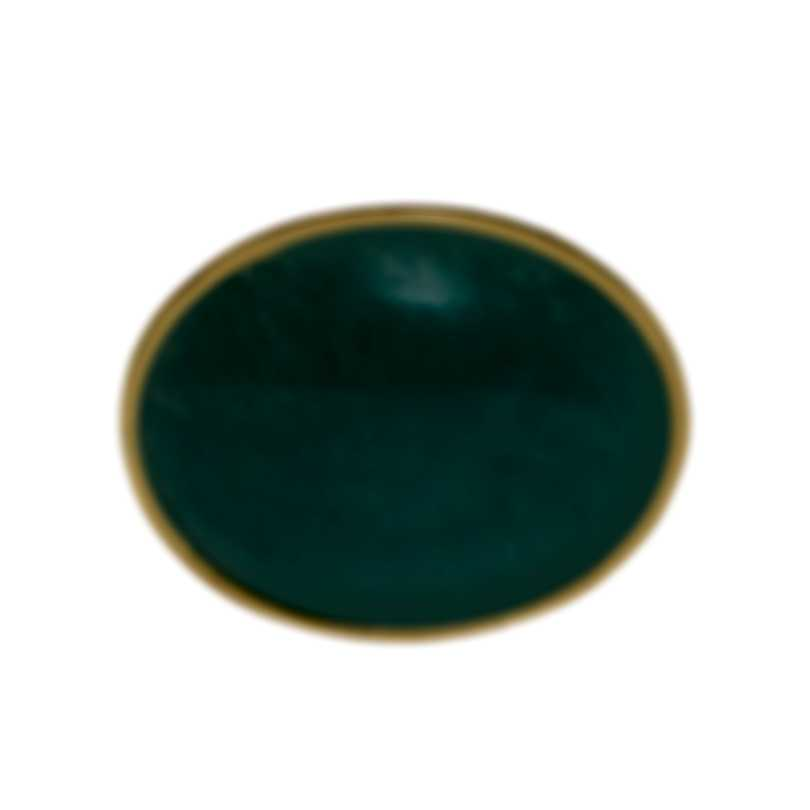 Ippolita Rock Candy 18k Yellow Gold And Cabochon Ring Sz 7.25 GR869AZC