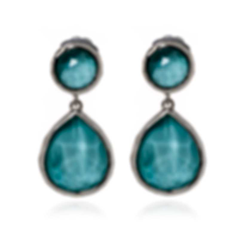 Ippolita Rock Candy Sterling Silver And Quartz Earrings SE114DFTQ
