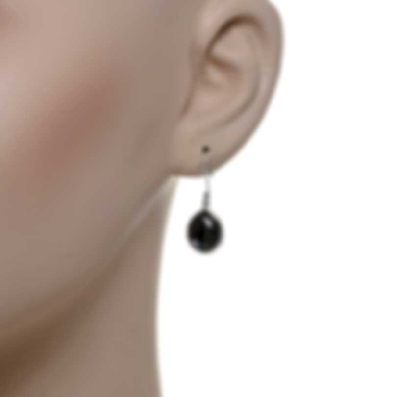 Ippolita Rock Candy Sterling Silver And Hematite Earrings SE206DFHEM