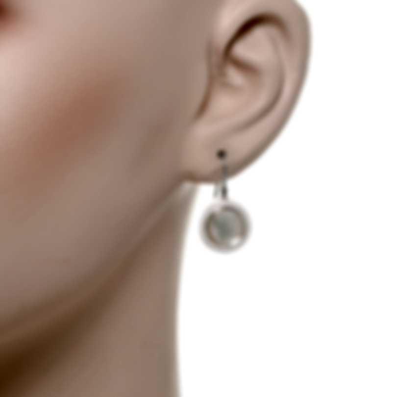 Ippolita Lollipop Sterling Silver Ceram Mother Of Pearl Earrings SE2360DFMOPOW2