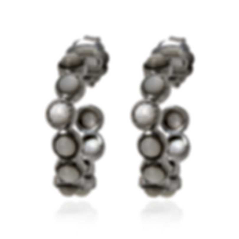 Ippolita Lollipop Sterling Silver And Mother Of Pearl Earrings SE2414MOP