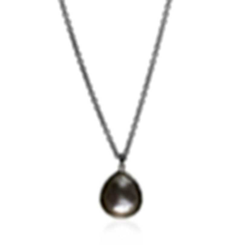 Ippolita Rock Candy Sterling Silver And Mother Of Pearl Necklace SN091DFMOP