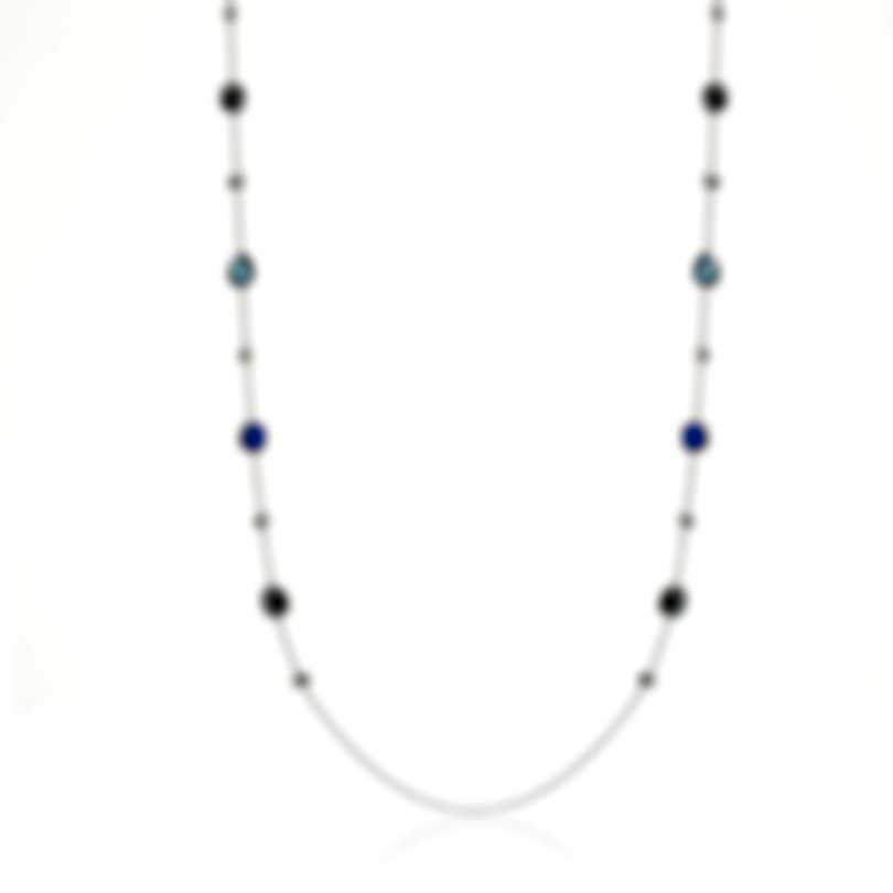 Ippolita Rock Candy Sterling Silver And Rock Crystal Necklace SN1234ECLIPSEX42