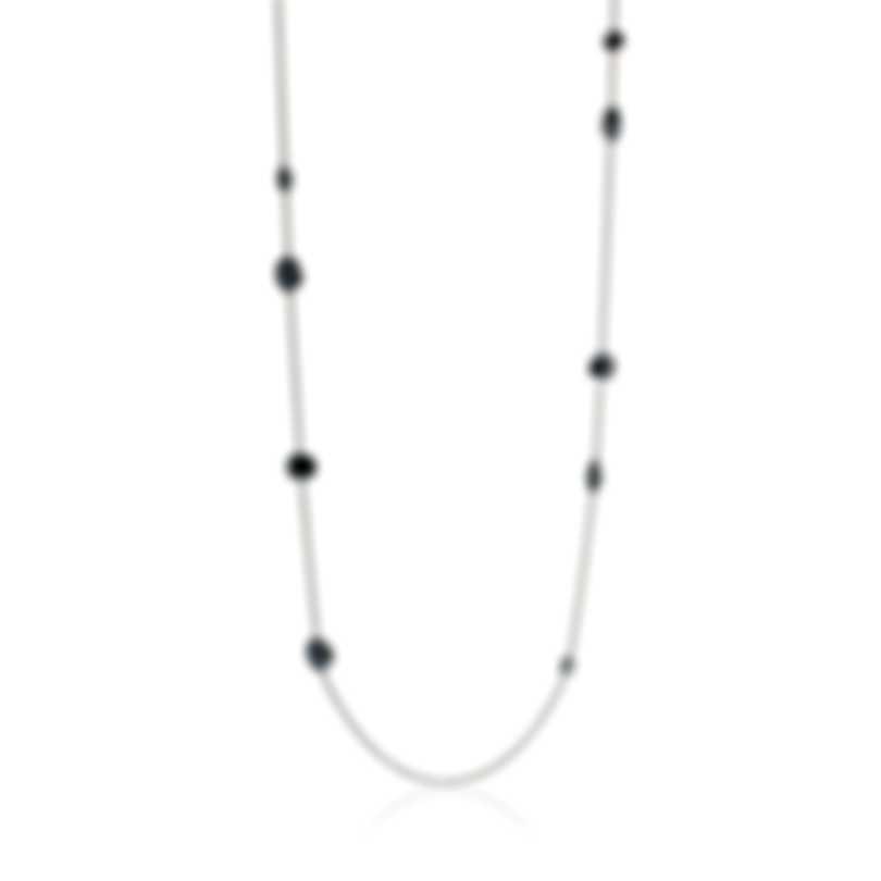 Ippolita Sterling Silver And Hematite Necklace SN283DFHEM