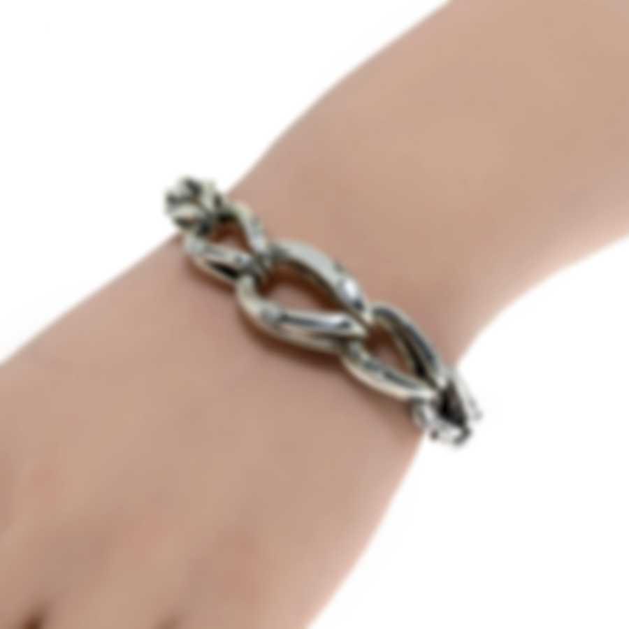 John Hardy Bamboo Sterling Silver Bracelet BB5987