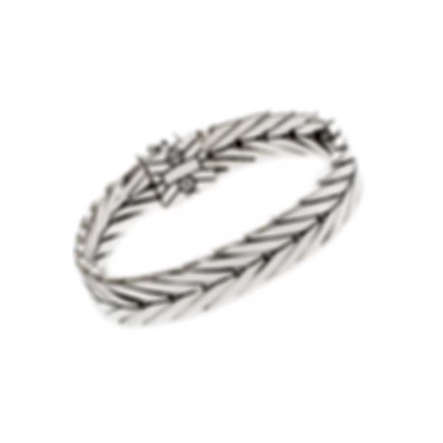 John Hardy Modern Chain Sterling Silver Bracelet BB93270XM