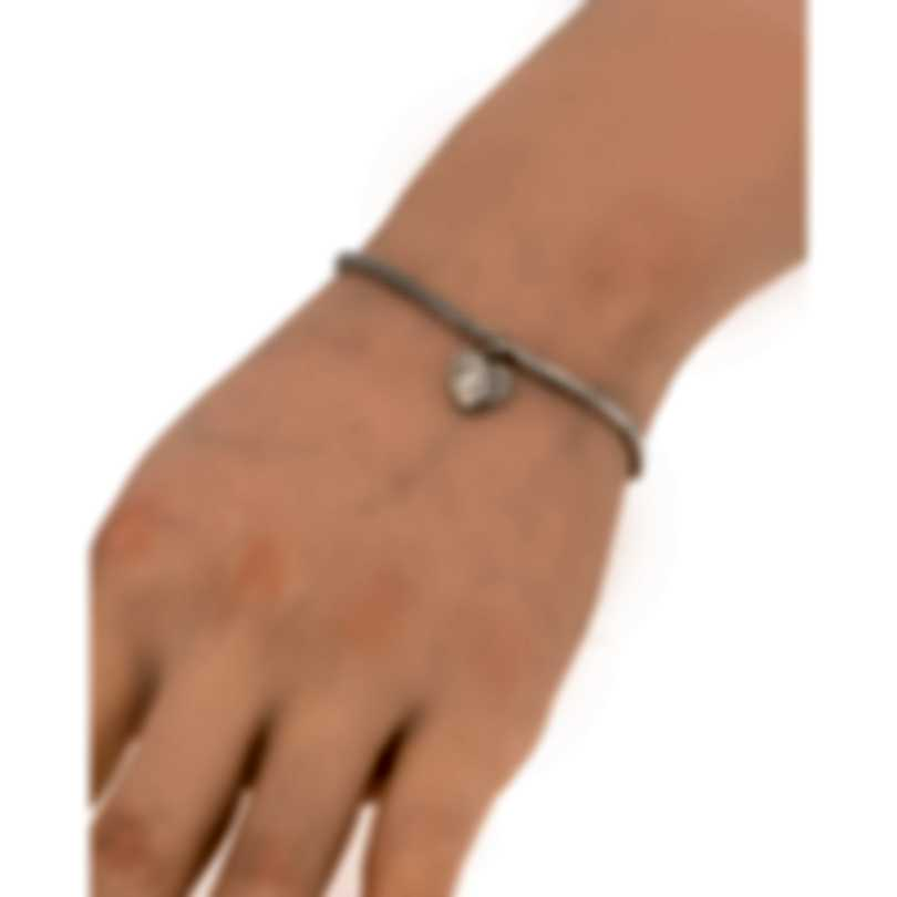 John Hardy Classic Chain Sterling Silver Diamond 0.15ct Bracelet BBP903912DIXM