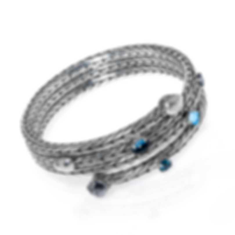 John Hardy Sterling Silver Bracelet BBS903481MBTSCCX