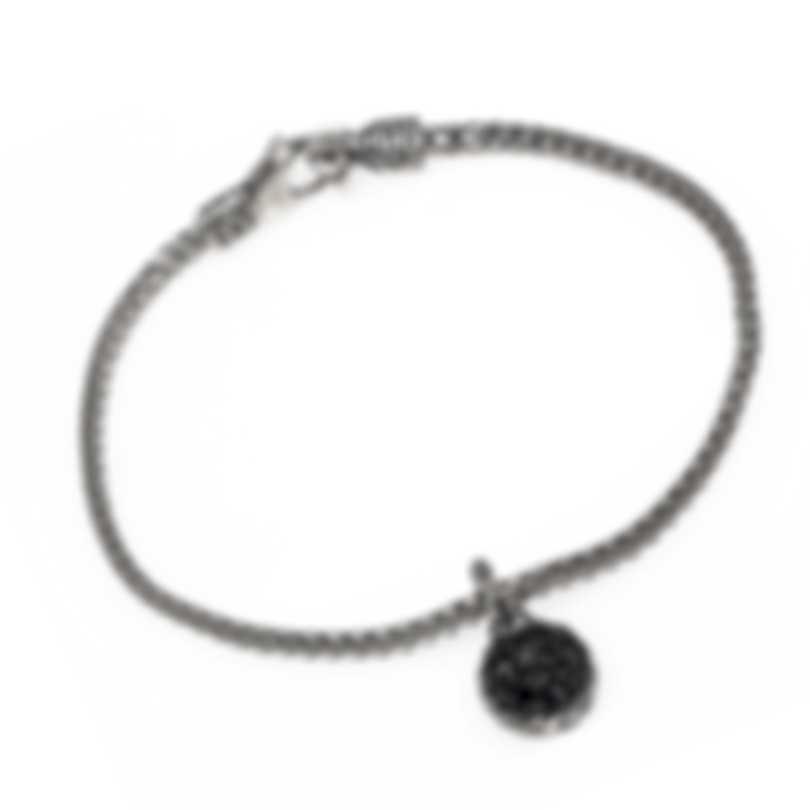 John Hardy Sterling Silver Bracelet BBS903904BLSBNXM