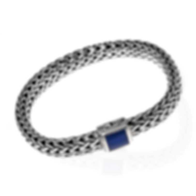 John Hardy Batu Sterling Silver And Blue Lapis Bracelet BBS971131LPZXM