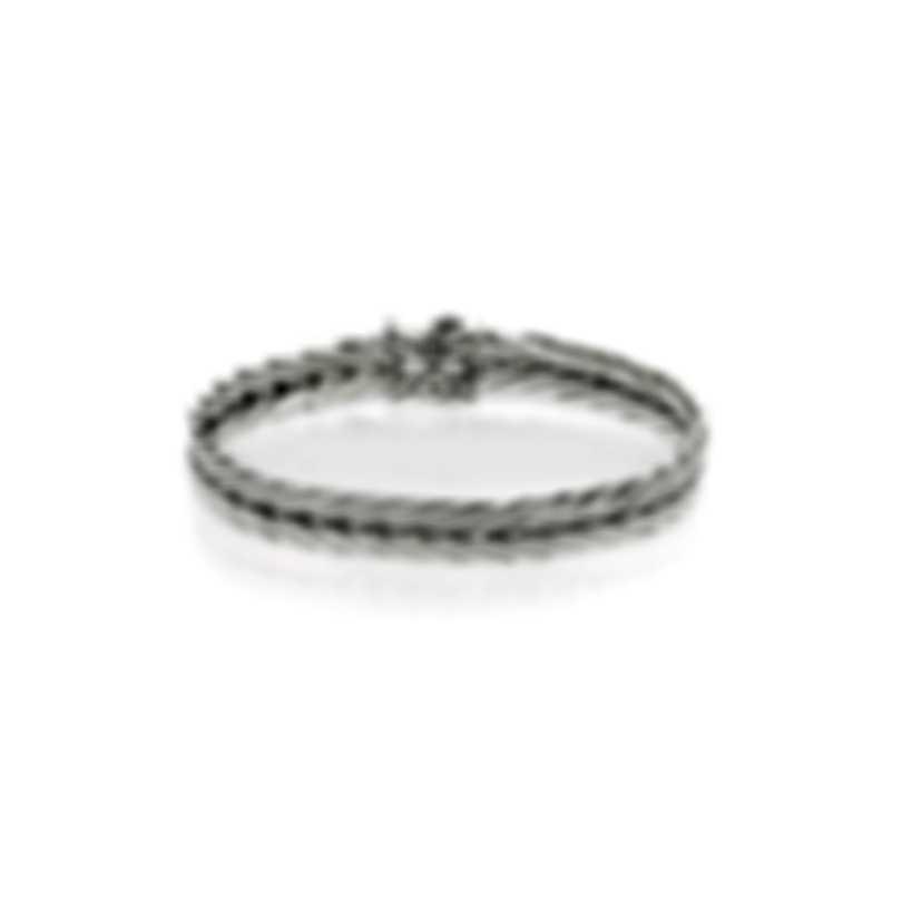 John Hardy Modern Chain Sterling Silver And Gold Bracelet BZ93269XM