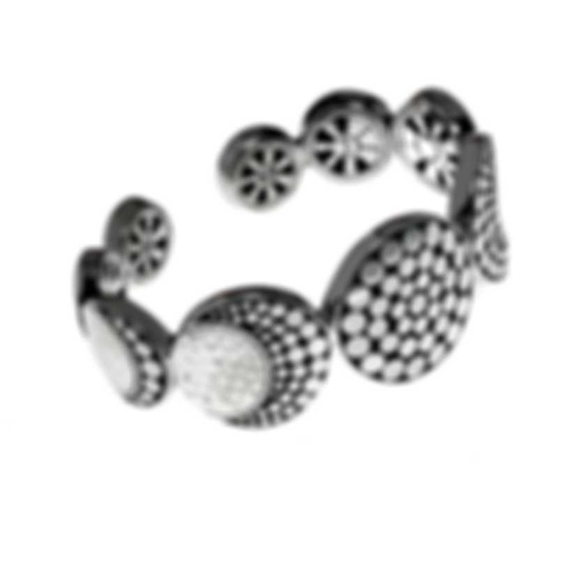 John Hardy Dot Moon Phase Sterling Silver Bracelet CB30004XM