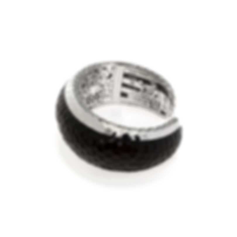 John Hardy Sterling Silver Chain Bracelet CB7199RWXS