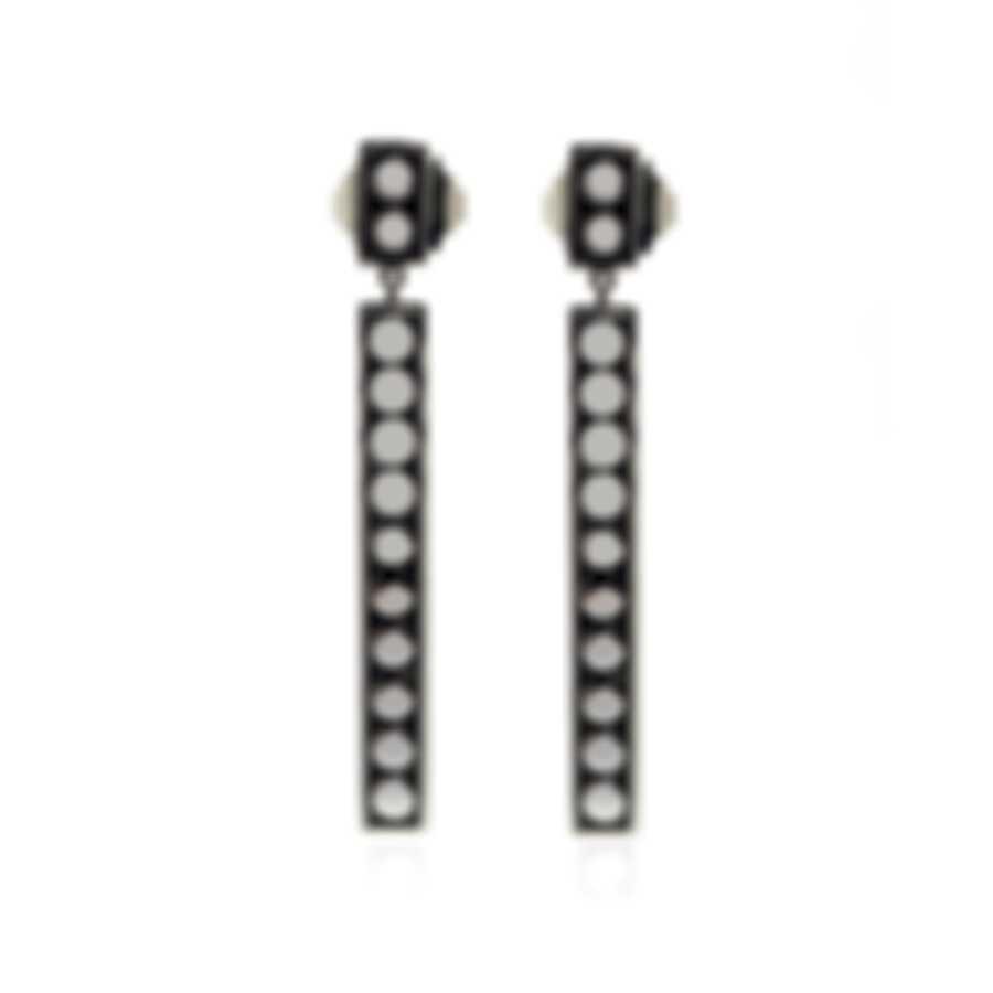 John Hardy Dot Sterling Silver Earrings EB3958