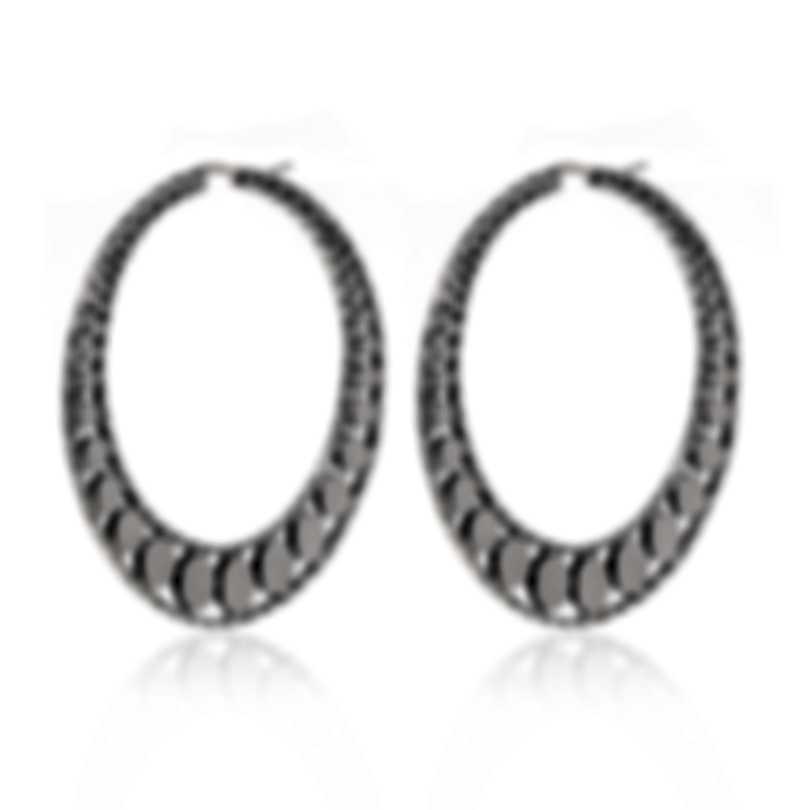John Hardy Dot Sterling Silver Earrings EB30058