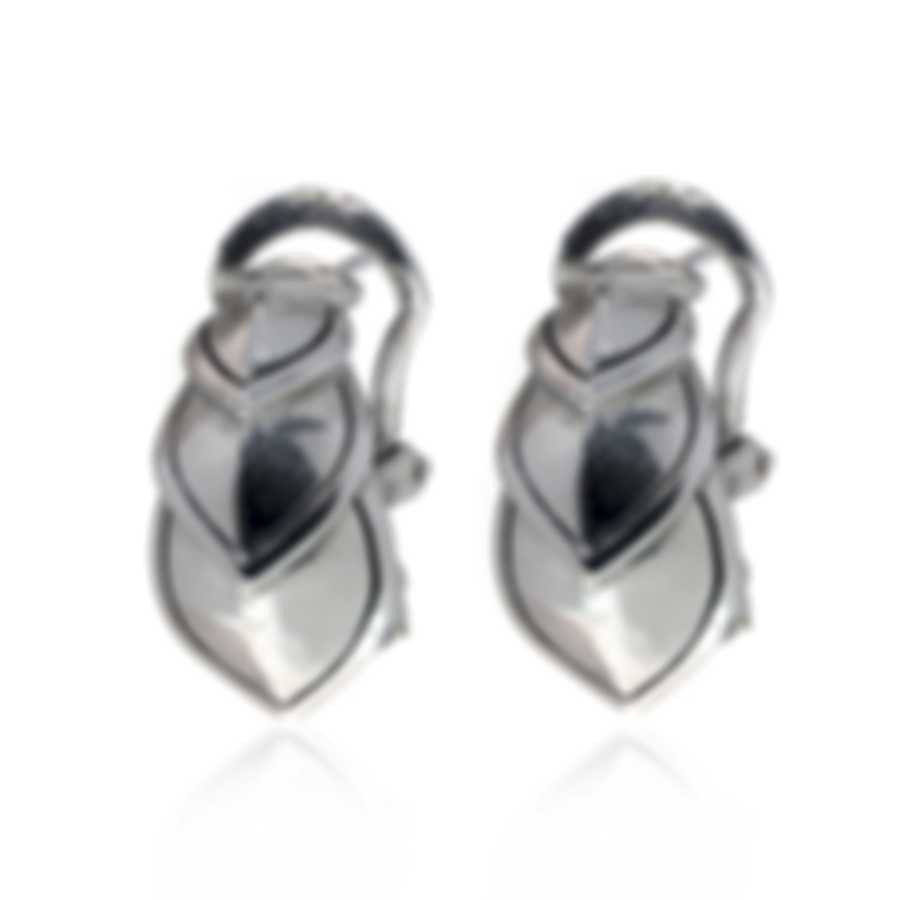 John Hardy Legends Naga Sterling Silver Earrings EB6645