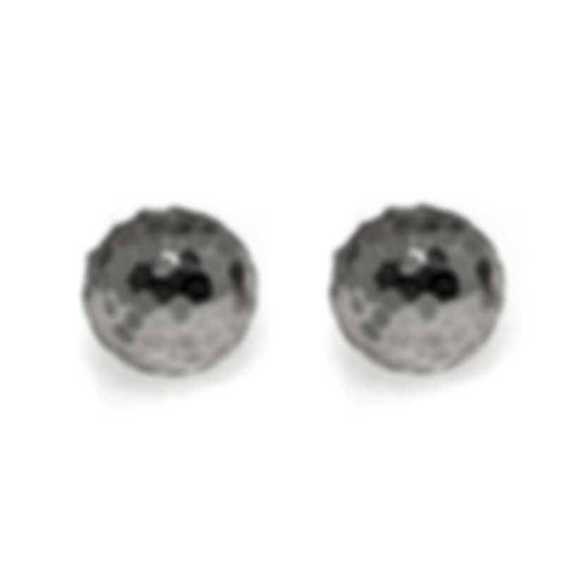 John Hardy Classic Chain Sterling Silver Earrings EB999578
