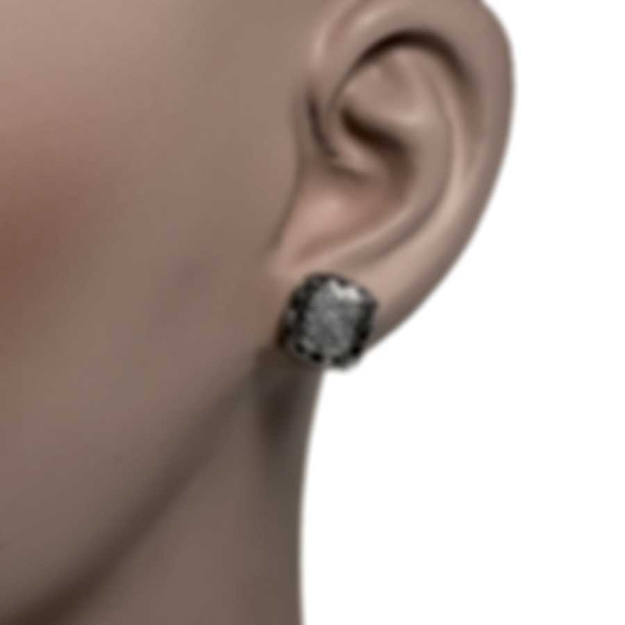 John Hardy Classic Chain Sterling Silver Diamond 0.28ct Earrings EBP92372DI