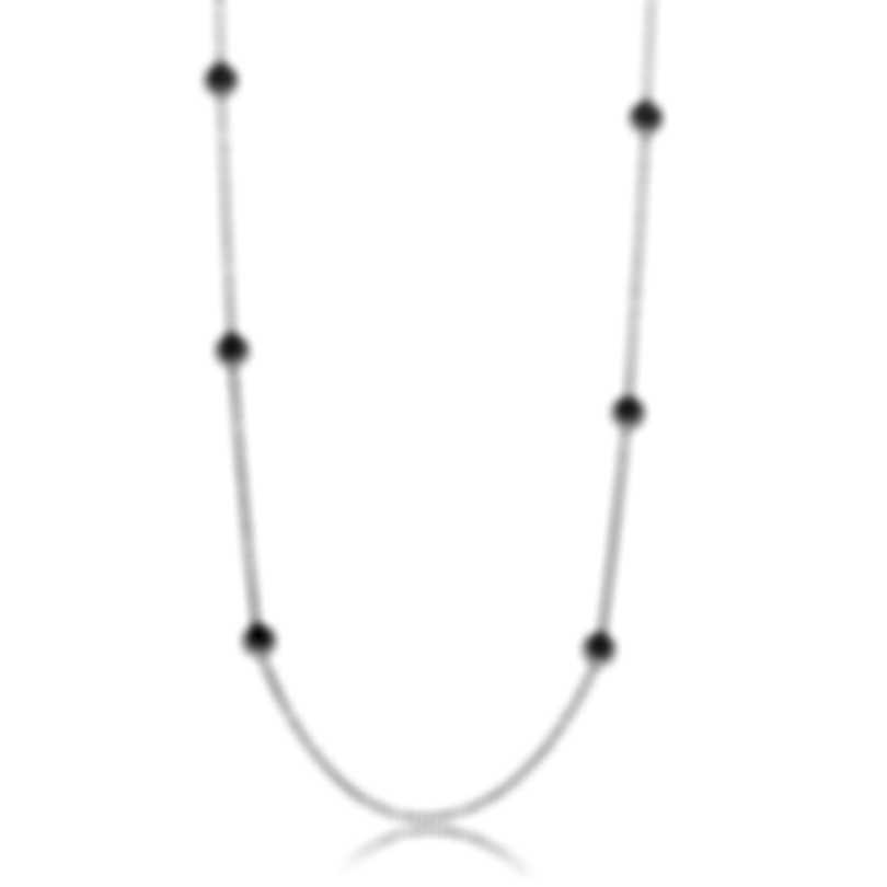 John Hardy Dot Sterling Silver Necklace NB39242X36