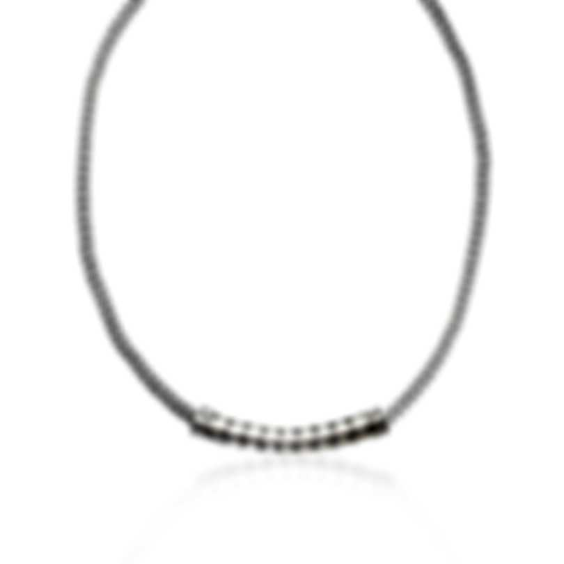 John Hardy Sterling Silver Dot Necklace NB33158X18