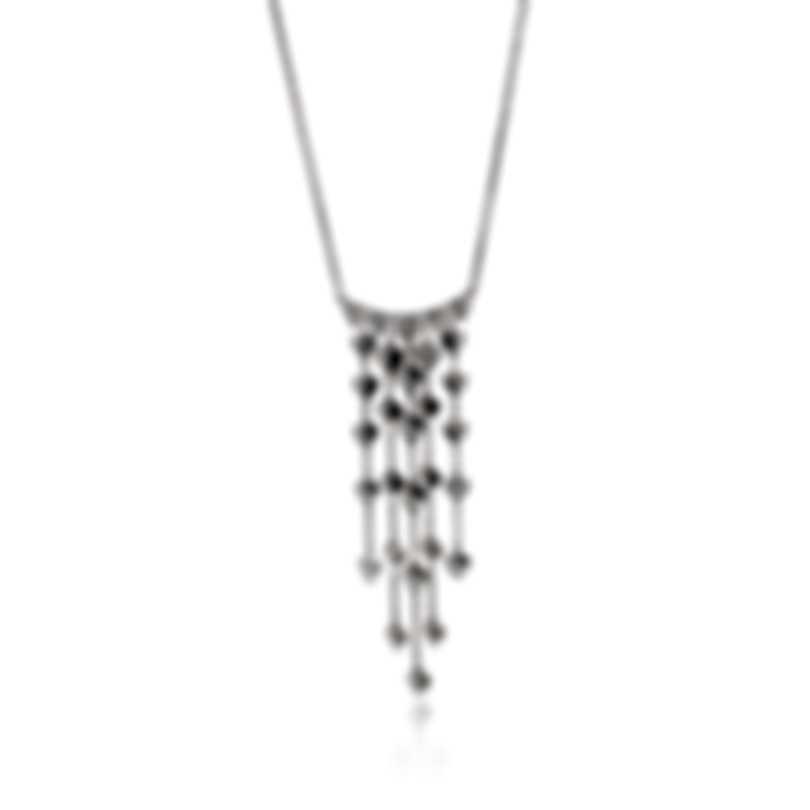John Hardy Legends Naga Sterling Silver Necklace NB60140X16-18