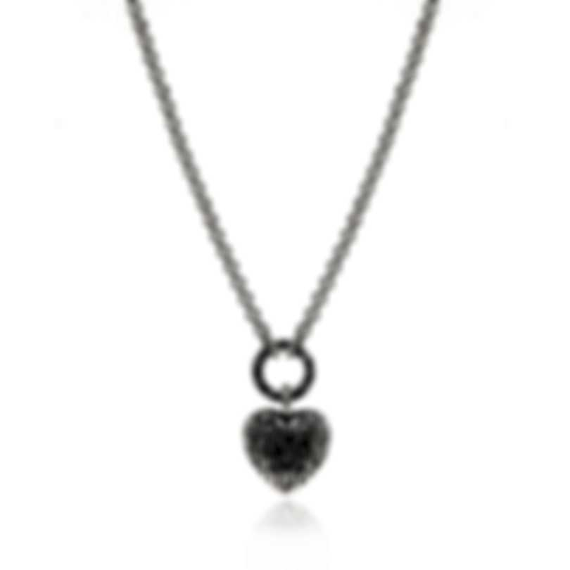 John Hardy Classic Chain Sterling Silver Necklace NB900087X16-18