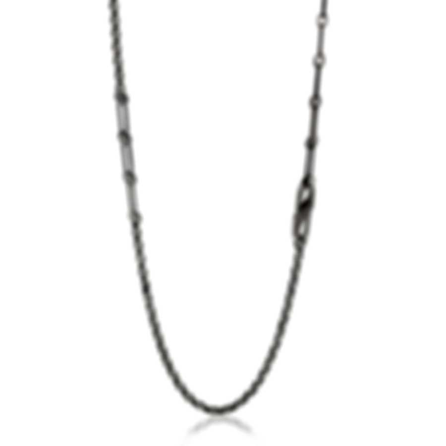 John Hardy Classic Chain Sterling Silver Necklace NB900377X36