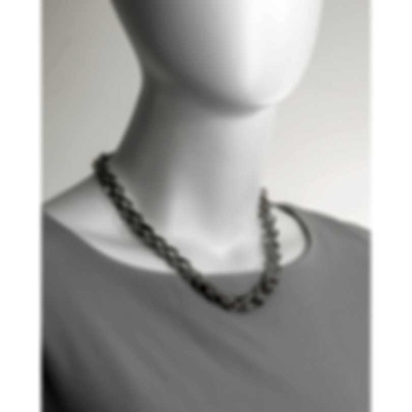 John Hardy Classic Chain Sterling Silver Necklace NB90121X18