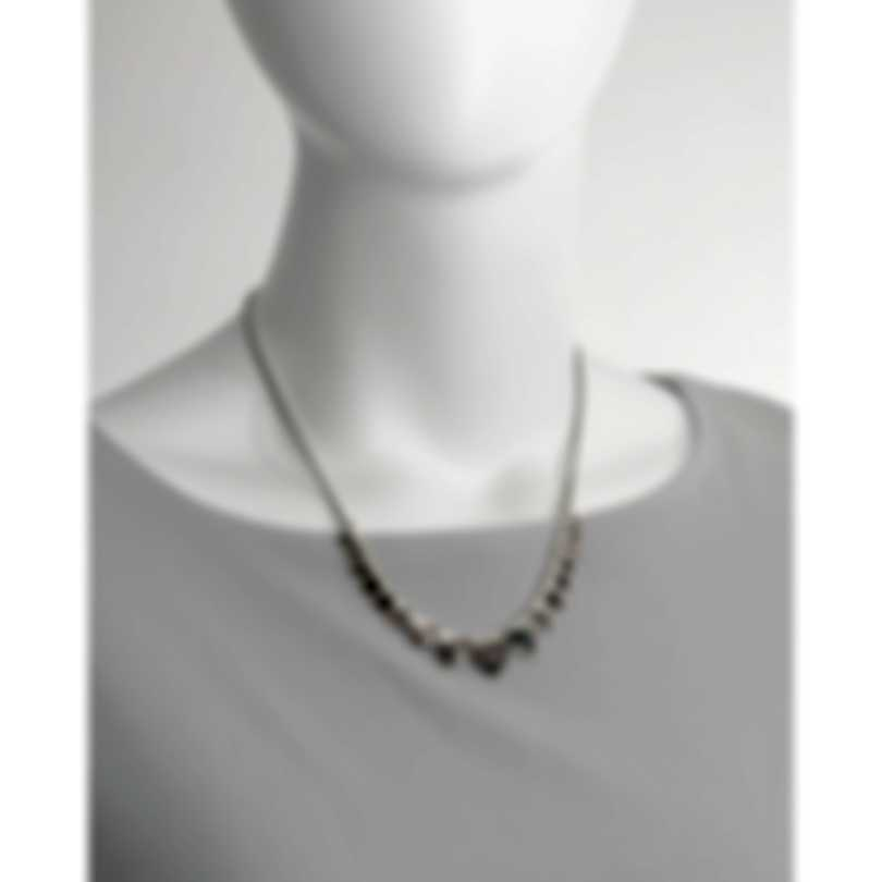 John Hardy Legends Naga Sterling Silver Mother Of Pearl Necklace NBS601325GMOPX1