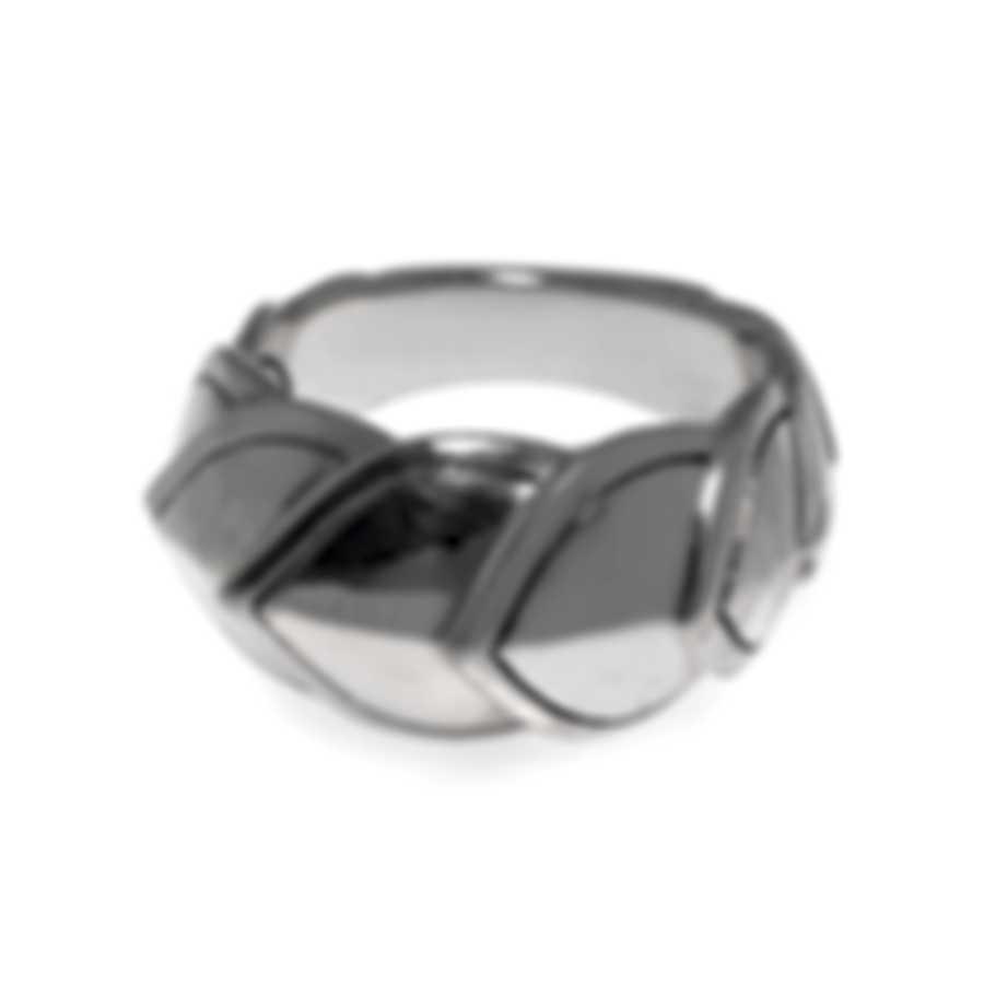 John Hardy Legends Naga Sterling Silver Ring Sz 7 RB6648X7