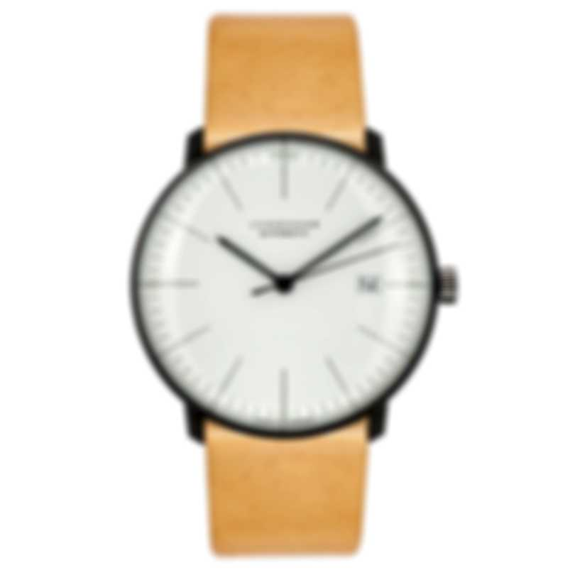 Junghans Max Bill Stainless Steel Automatic Men's Watch 27/4000.04