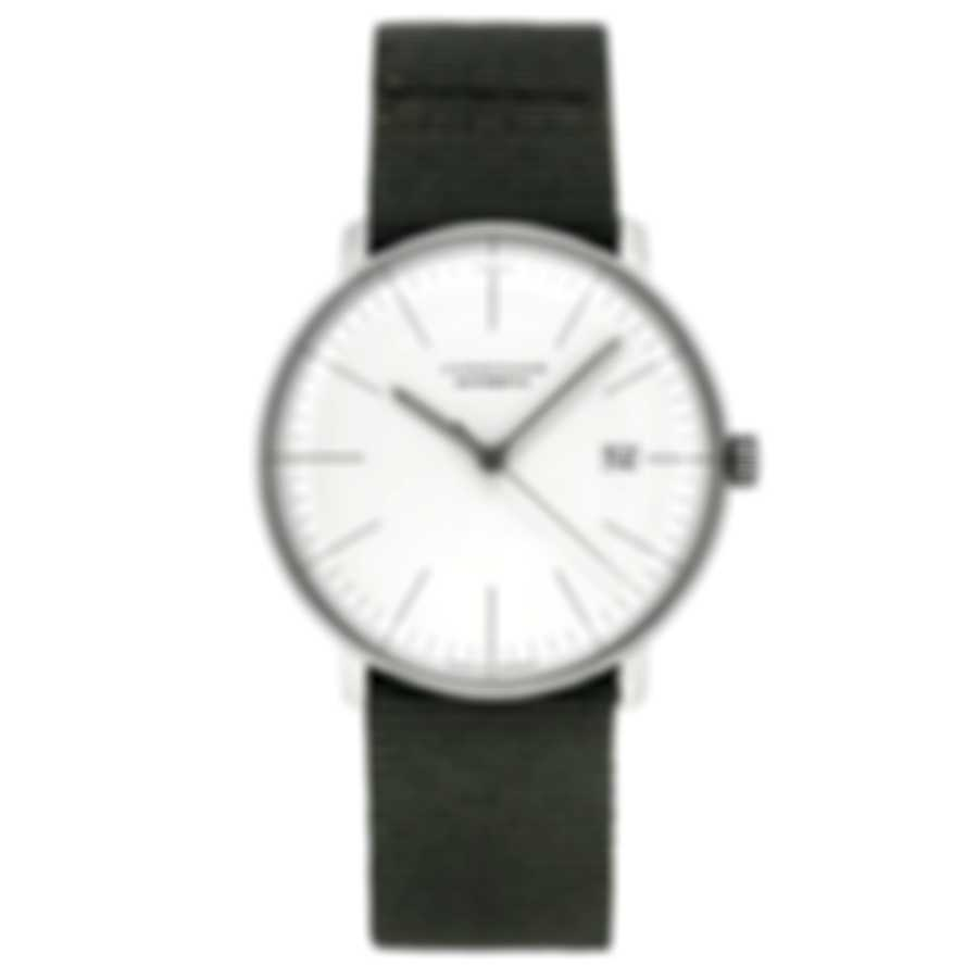 Junghans Max Bill Stainless Steel Automatic Men's Watch 27/4001.04