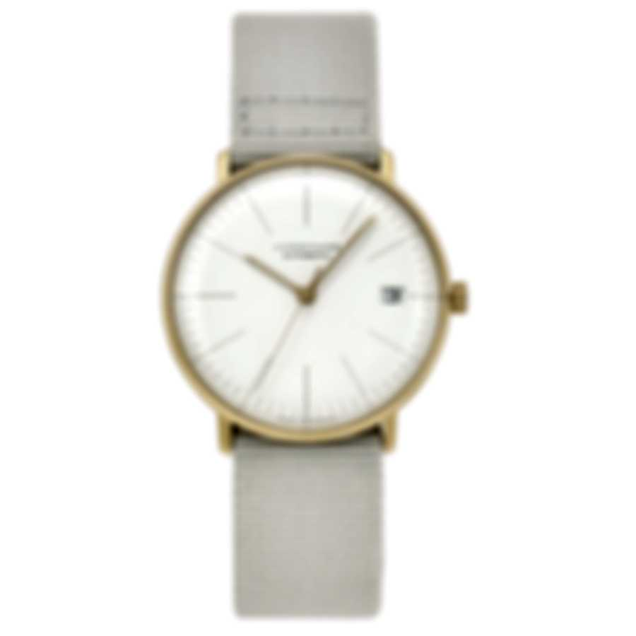 Junghans Max Bill Stainless Steel Automatic Ladies Watch 27/7006.04