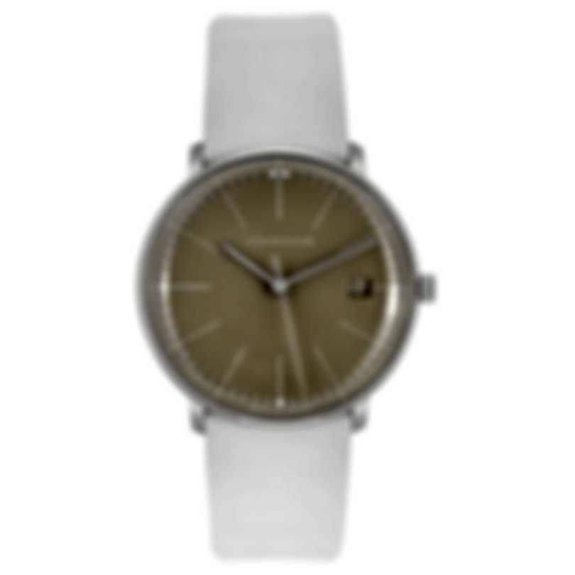 Junghans Max Bill Stainless Steel Quartz Ladies Watch 47/4657.00