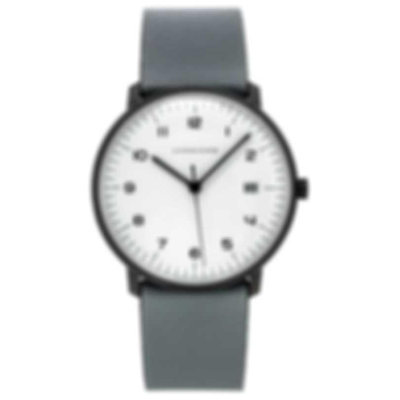 Junghans Max Bill Stainless Steel Quartz Men's Watch 41/4064.04