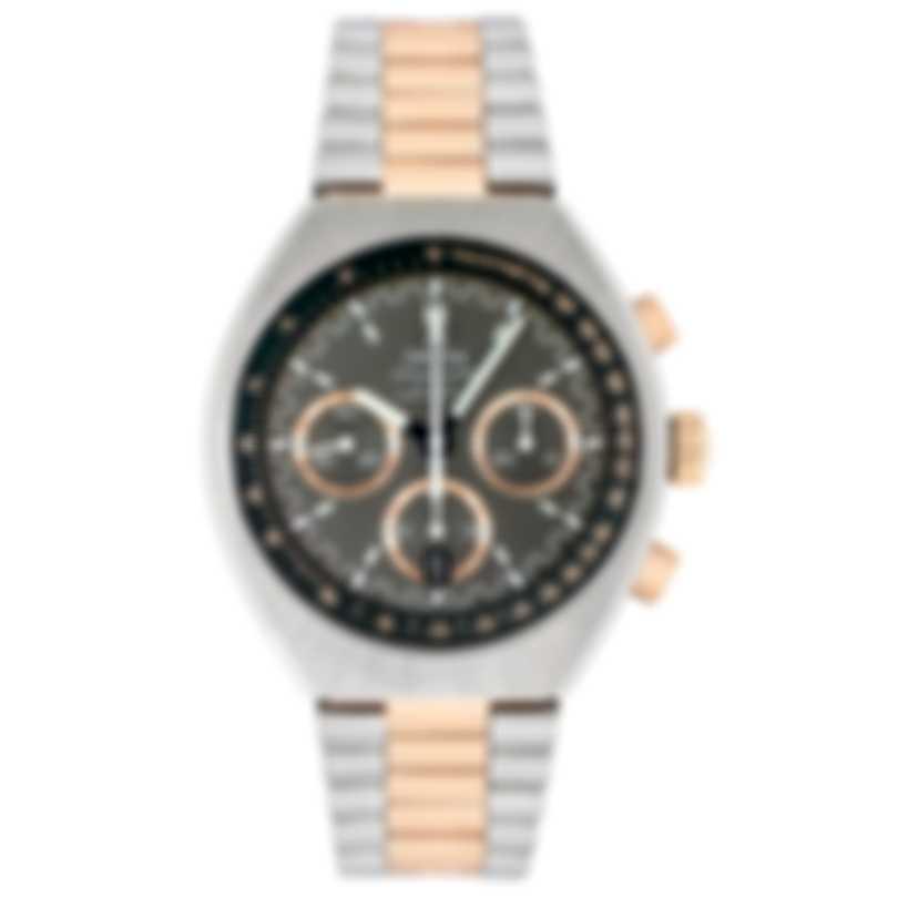 Omega Speedmaster Mark II Two Tone Chronograph Automatic Men's Watch 327.20.43.50.01.001