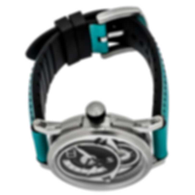 L&JR Retrograde Day And Big Date Quartz Men's Watch S1303C