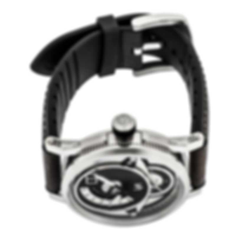 L&JR Retrograde Day And Big Date Quartz Men's Watch S1303S15