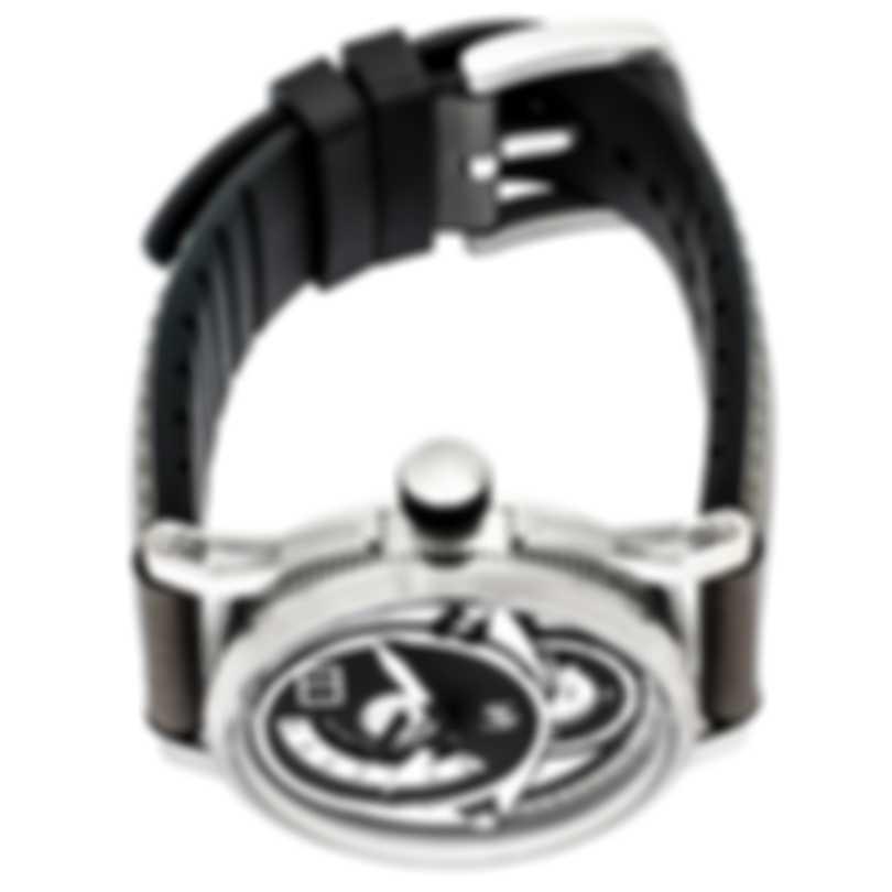 L&JR Retrograde Day And Big Date Quartz Men's Watch S1303S1