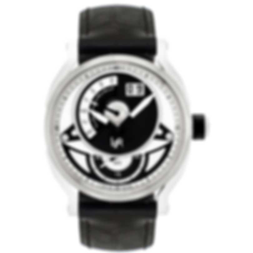 L&JR Retrograde Day And Big Date Quartz Men's Watch S1303S2