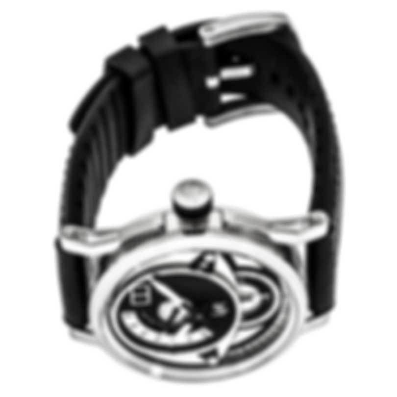 L&JR Retrograde Day And Big Date Quartz Men's Watch S1303S3