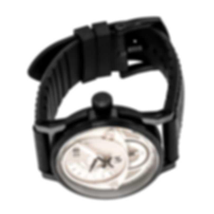L&JR Retrograde Day And Big Date Quartz Men's Watch S1301S1