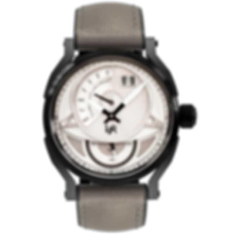 L&JR Retrograde Day And Big Date Quartz Men's Watch S1301S2