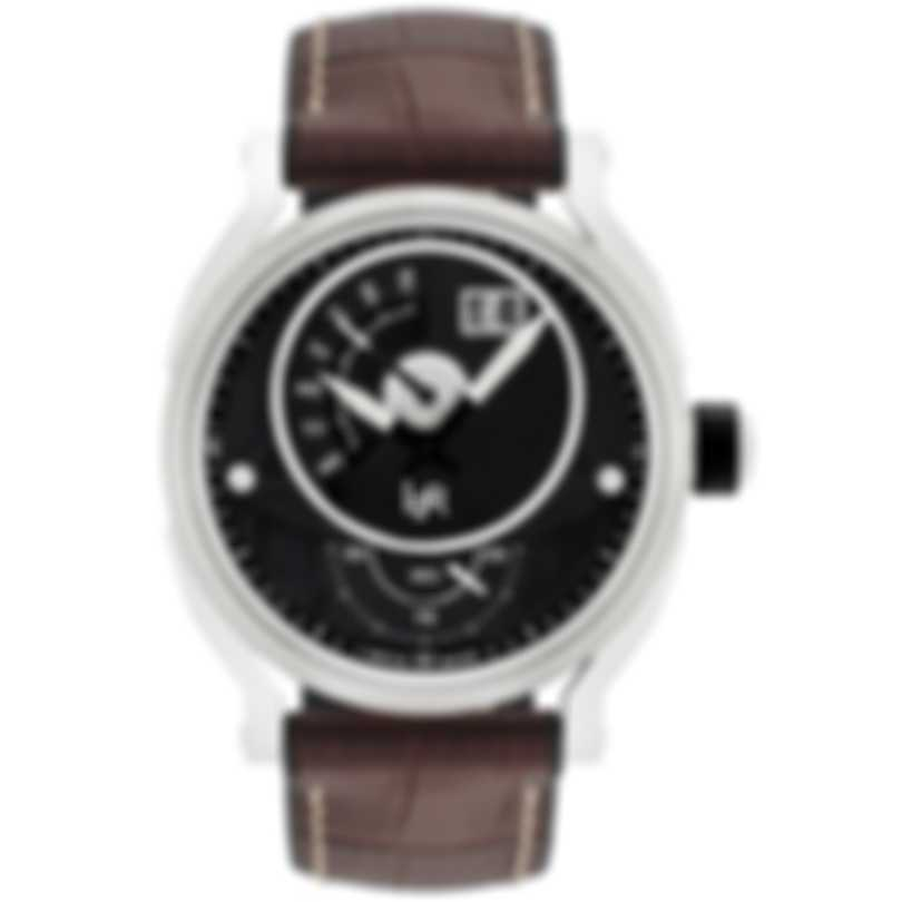 L&JR Retrograde Day And Big Date Quartz Men's Watch S1302C