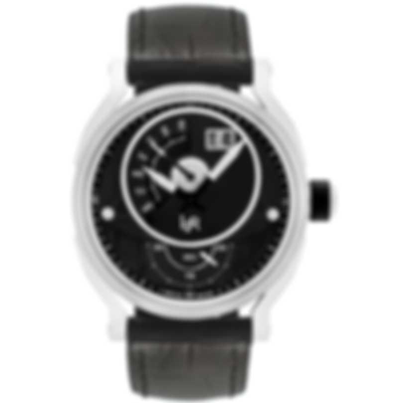 L&JR Retrograde Day And Big Date Quartz Men's Watch S1302S2