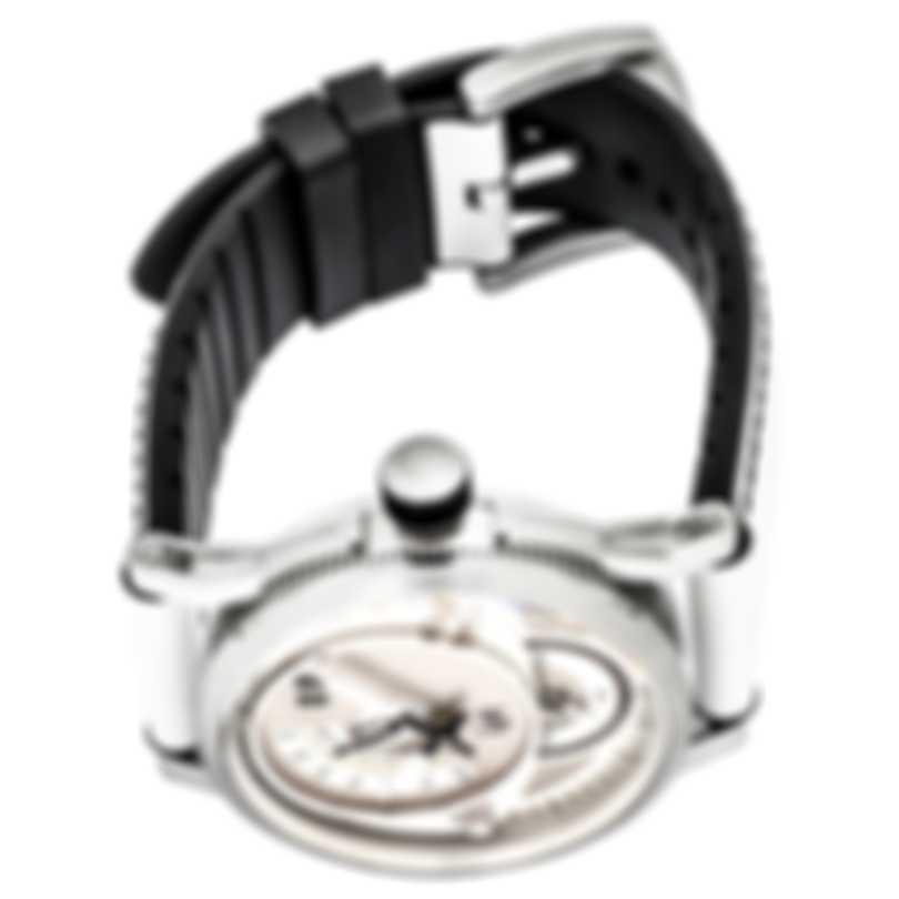 L&JR Retrograde Day And Big Date Quartz Men's Watch S1304CW