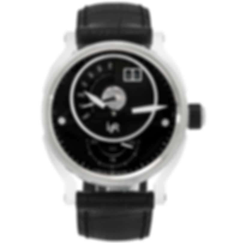 L&JR Retrograde Day & Date Quartz Men's Watch S1302