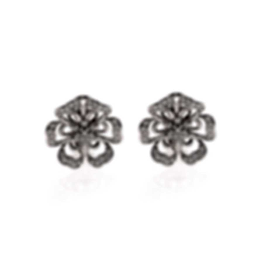 Luca Carati 18k White Gold Diamond 1.35ct Earrings G1054B-BFFC